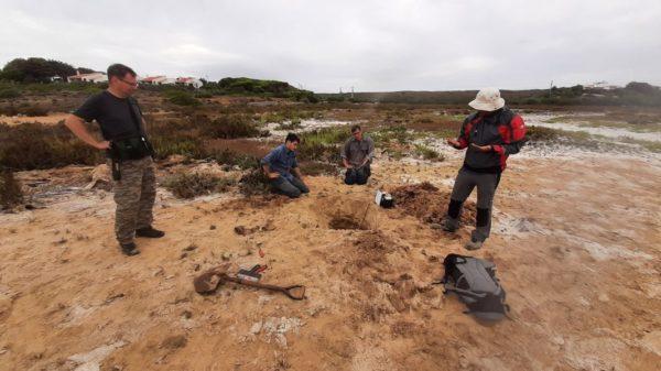 Naukowcy z UAM prowadzą badania w Portugalii